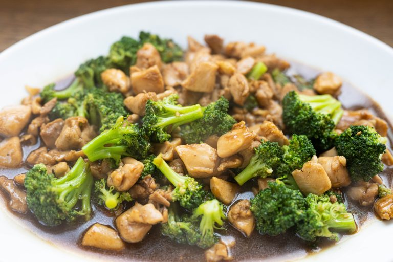 Broccoli and Chicken