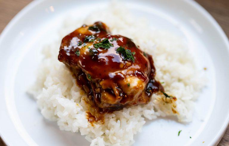 Honey Garlic Soy Chicken