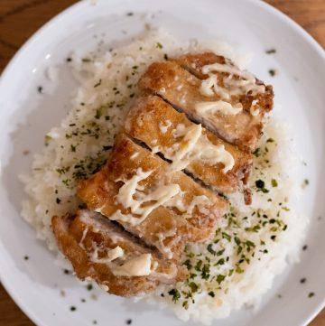 Tatsuta Pork