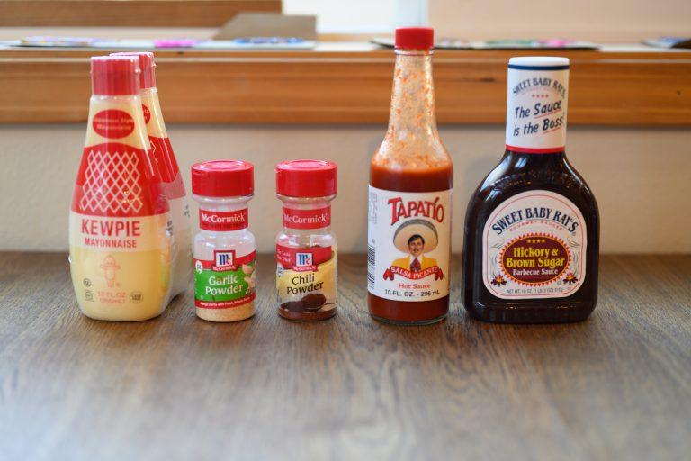 Japanese Campfire Sauce Ingredients