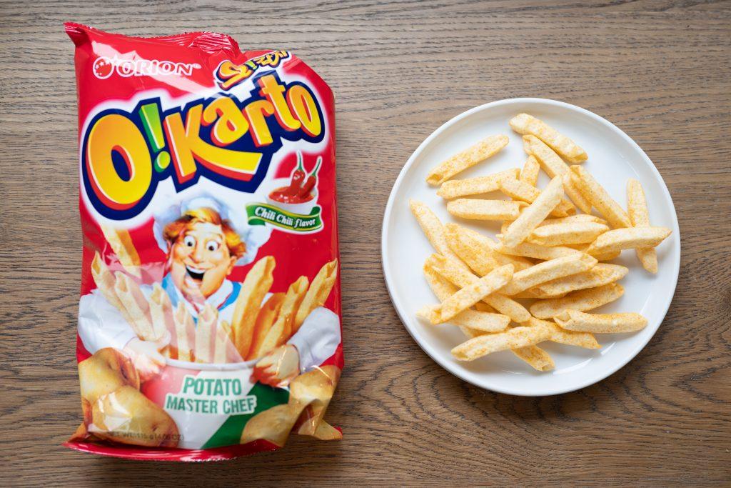 Orion O!Karto chips