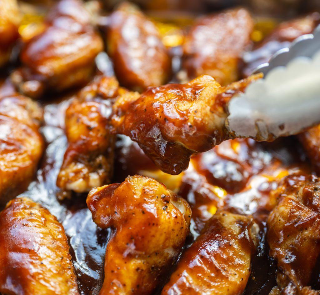 Baked Honey BBQ Ribs