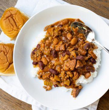 instant pot hawaiian chili